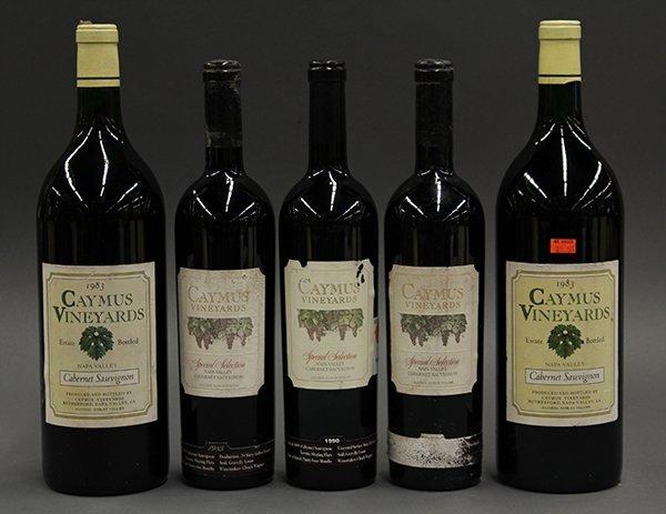 Caymus Vineyards, Napa Valley wine group
