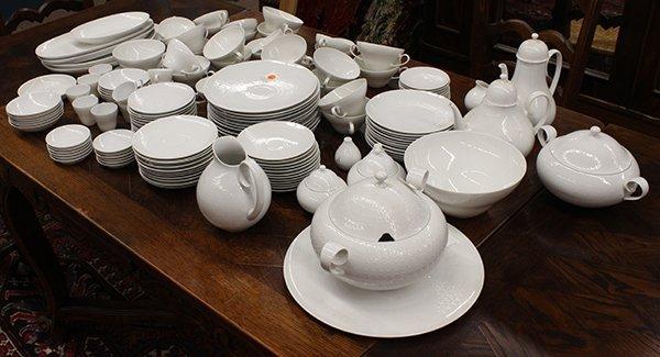 Rosenthal 'Continental Romance' pattern china - 2