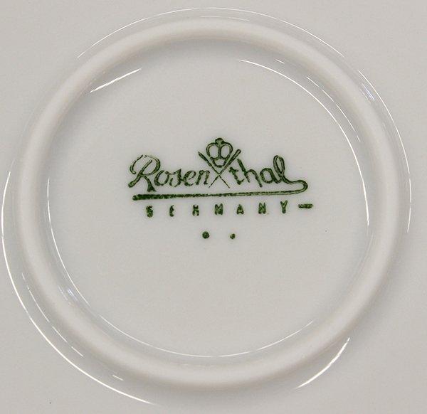 Rosenthal 'Continental Romance' pattern china - 5