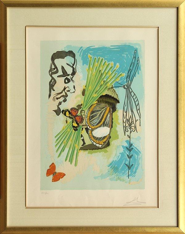 Prints, Salvador Dali, Ivanhoe Suite - 2