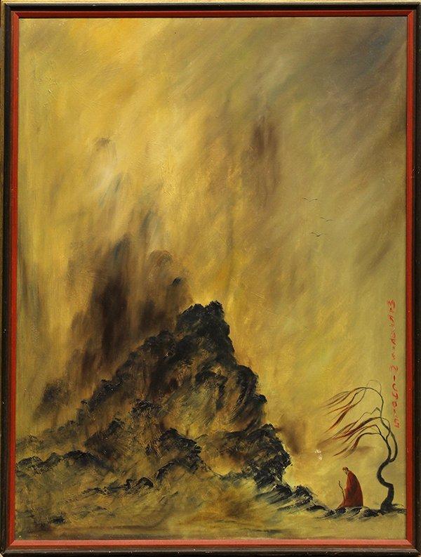 Painting, Marjorie Nichols