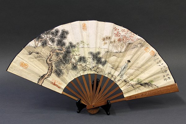 Chinese Fan, Chen Shaomei (after)