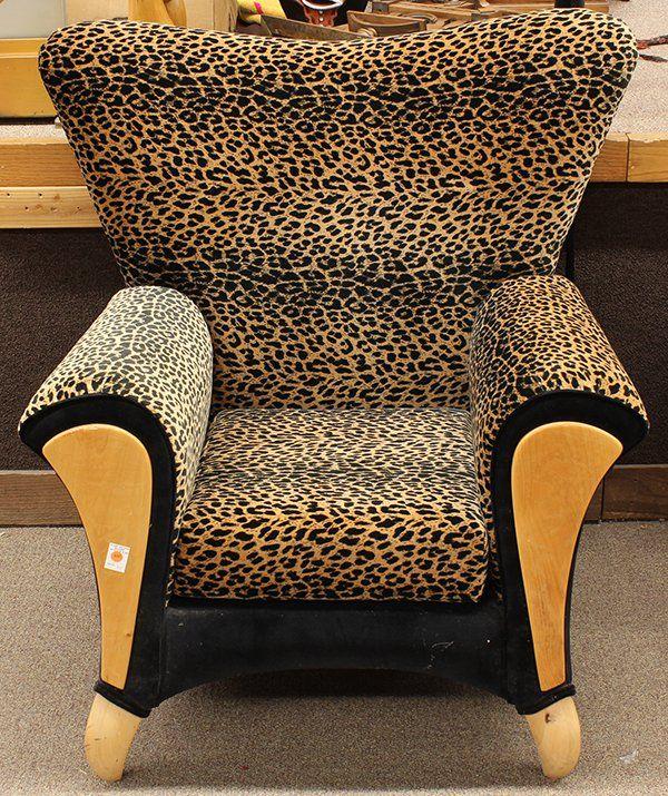 Custom designed arm chair