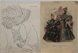 Assorted Vintage Prints and 20th c works on paper