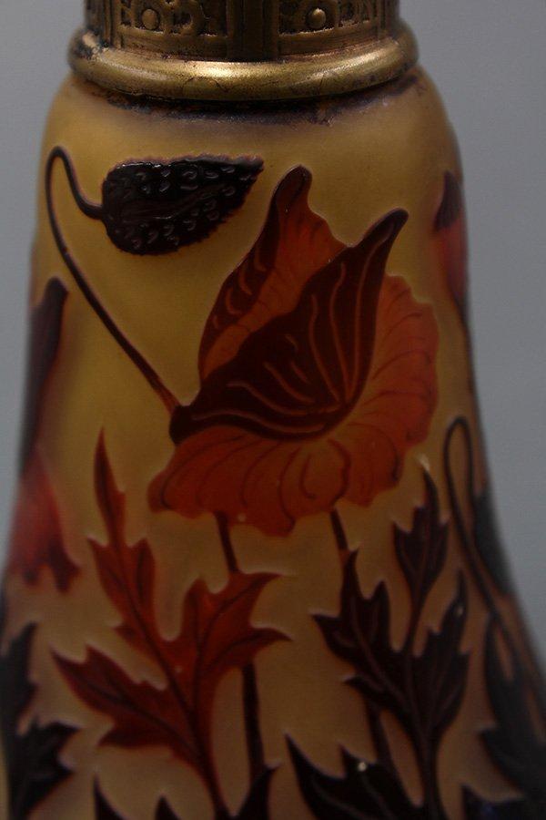 D'Argental cameo glass 'lampe berger' - 7