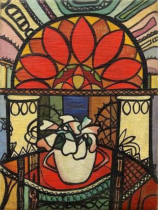 Painting, Amelia Pelaez