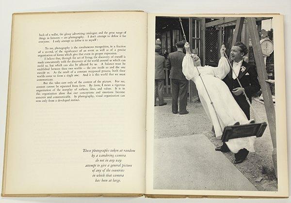 Book, Henri Cartier-Bresson, The Decisive Moment, 1952 - 4
