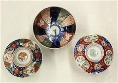 Japanese Imari porcelain Bowls