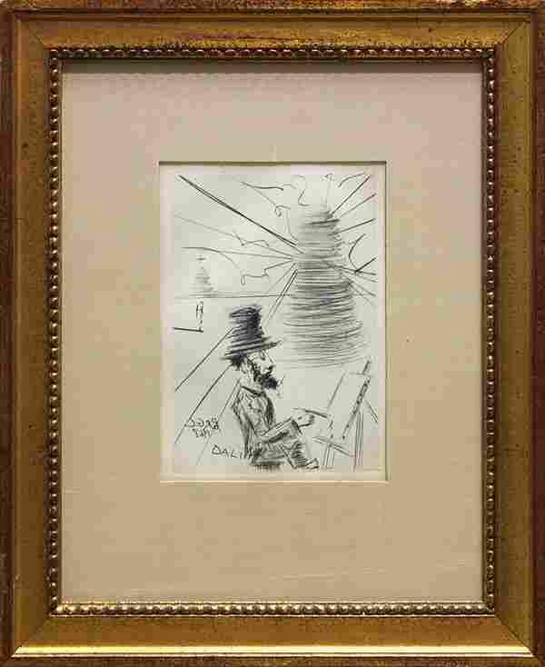 Prints, After Salvador Dalí, Toulouse Lautrec