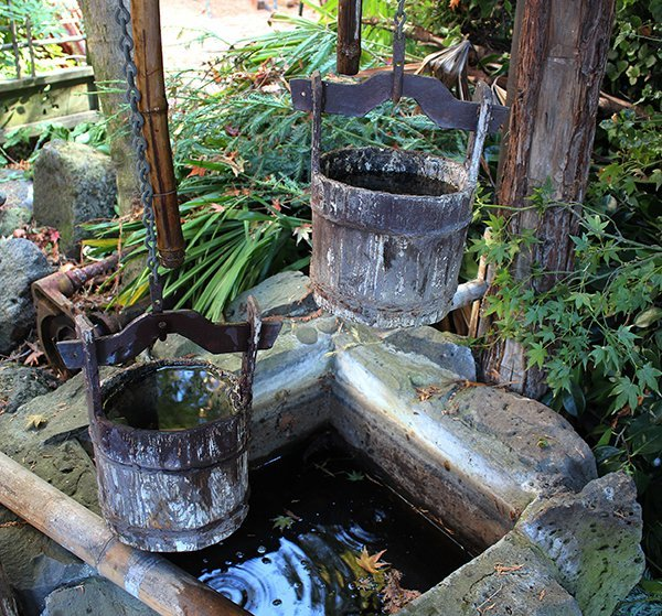 Japanese Covered Well - 3