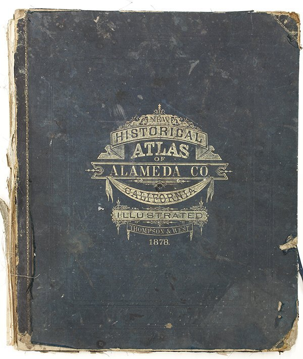 Historical Atlas of Alameda County