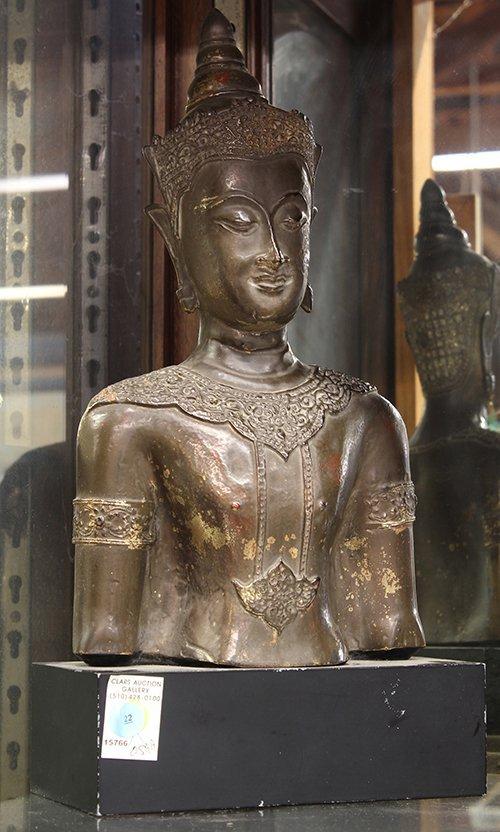 Thai Composition Bust