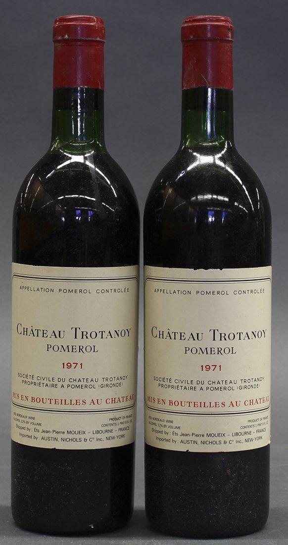 1971 Chateau Trotanoy, Pomerol, France