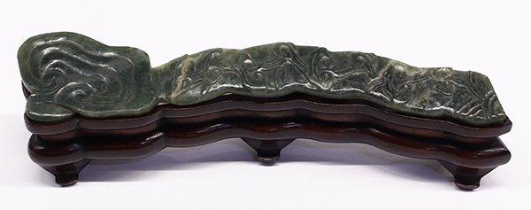 Chinese Jade Ruyi Scepter