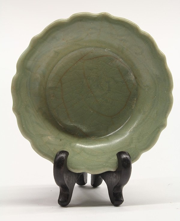 Chinese Longquan Dish, Song Dynasty