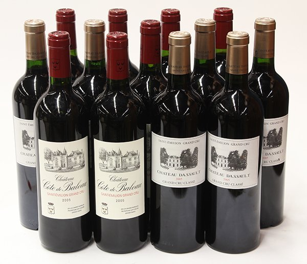 French wine group