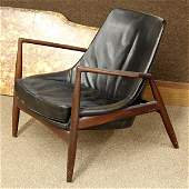 Danish Mid Century Modern Elizabeth lounge chair