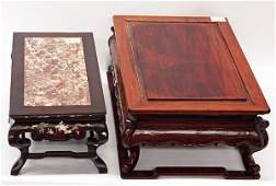 Two Chinese StandLow Table