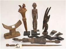Ethnographic objects