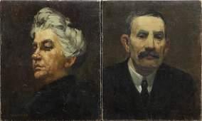 Paintings Portraits