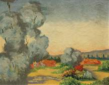 Painting, Attributed to Ernest Blumenschein