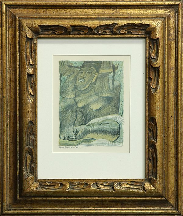 Print, Jean Charlot