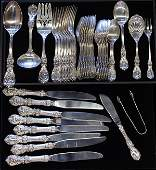 American  Reed  Barton  Francis I sterling silver