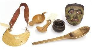 Ethnographic artifacts