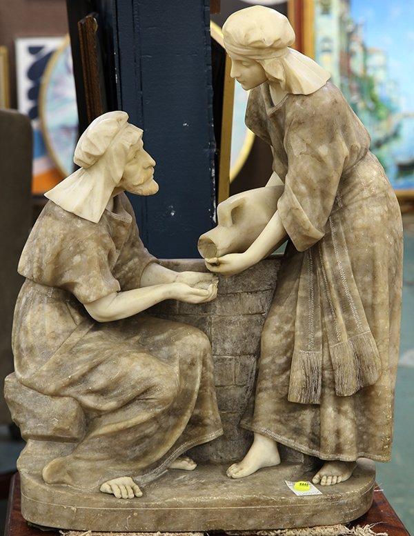 Sculpture by Pugi