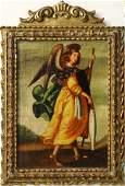 Painting, 19th c. Spanish Colonial School