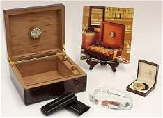 Dunhill cigar accessories