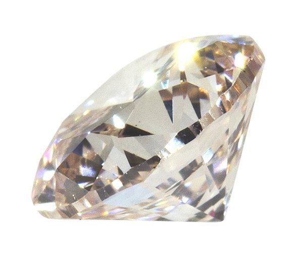 Fancy Light Brownish Pink unmounted diamond GIA