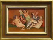 Paintings by Esther Hamerman