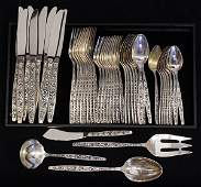 American Towle Meadow Song sterling silver flatware