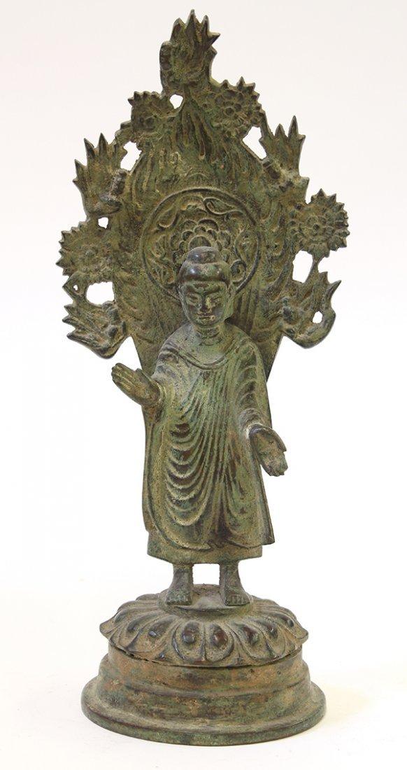 Chinese Northern Wei Style Buddha