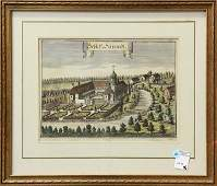 Print European Castle