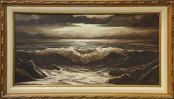 Painting, Lew N. Cameron