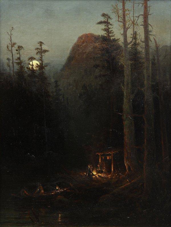 Painting, Frederick Schafer
