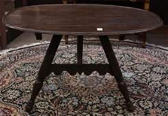 English George III tavern table
