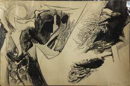 Works on paper by Howard Foote