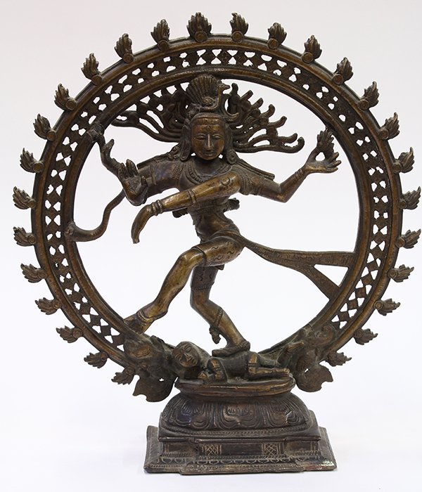 East Indian Shiva Nataraja,