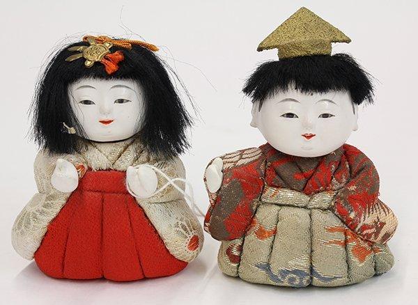 Japanese Kimekomi Dolls - 3