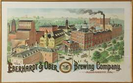 Poster, Eberhardt & Ober Brewing Company