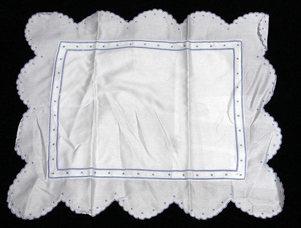 (lot of 9) Schweitzer Linen fine Italian bed linens - 2