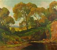 Painting, Dana Bartlett
