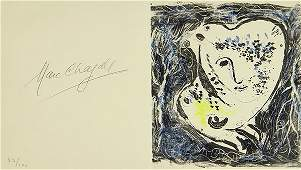 Print by Marc Chagall
