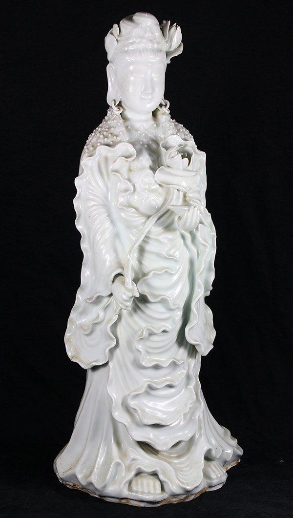 Blanc de Chine Style Guanyin