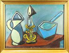 Painting, Manner of Pablo Picasso