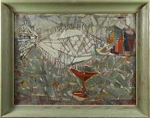 Painting, Circle of Richard Gilkey