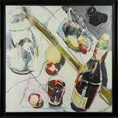Painting, Alejandro Perez Becerra